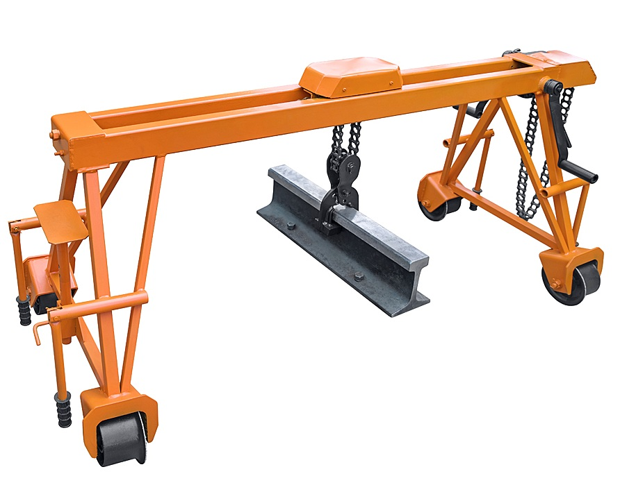 Manual gantry crane KR-2M