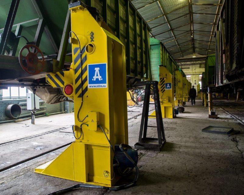 Fixed lifting jacks UDS-120, UDS-160, UDS-200