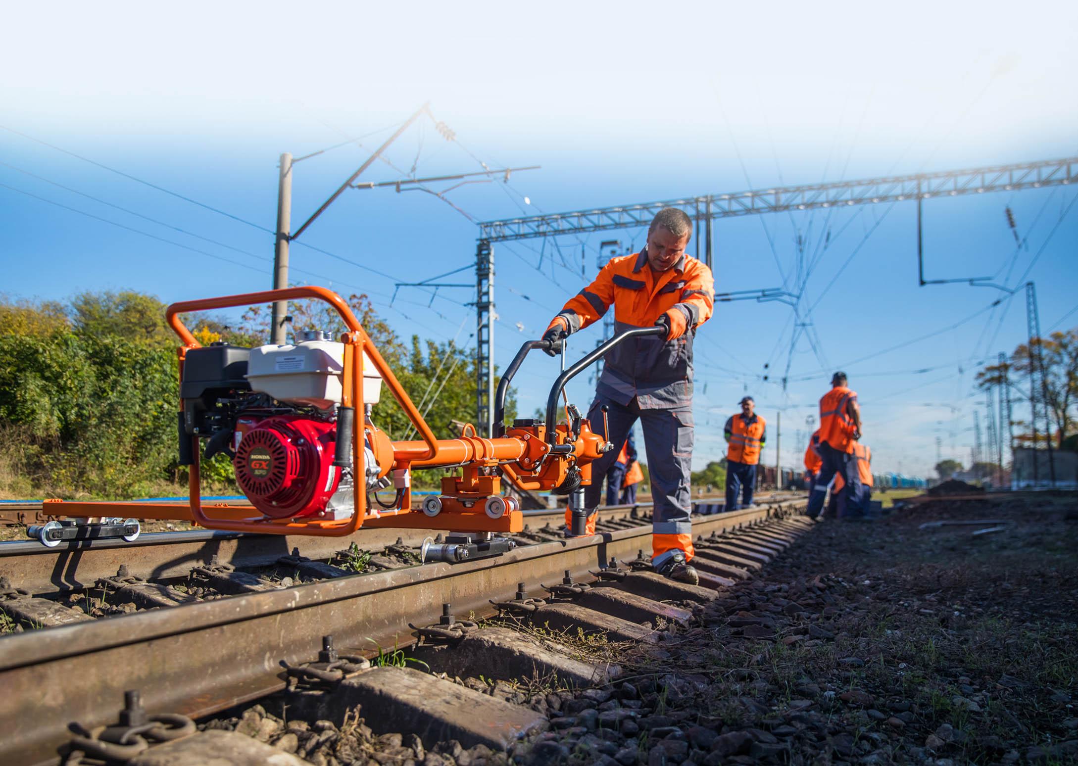 Eisenbahn-Werkzeuge