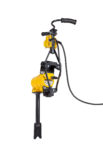 Electric tamping unit