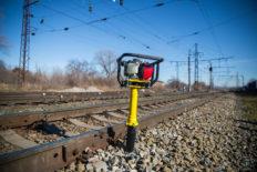 rail drill