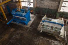 New hydraulic shears for sheet-metal quality cutting