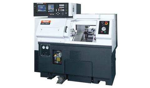 New Mazak CNC machines