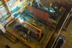 New ESAB welding machines for frames of railway lifting jacks