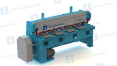 Special offer until the end of 2014 for metal guillotine shears
