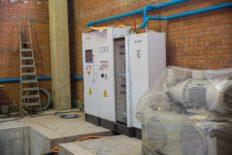 AL13-13SC Duo machine for casting aluminum
