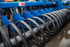 cultivator rollers