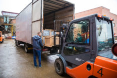 Export supplies
