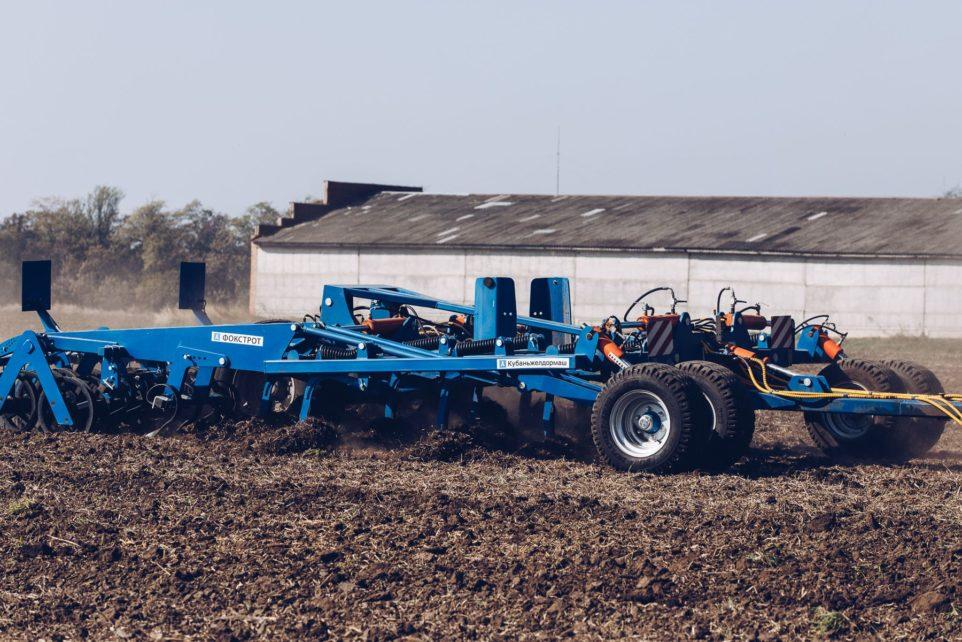 Universal cultivators «Foxtrot»
