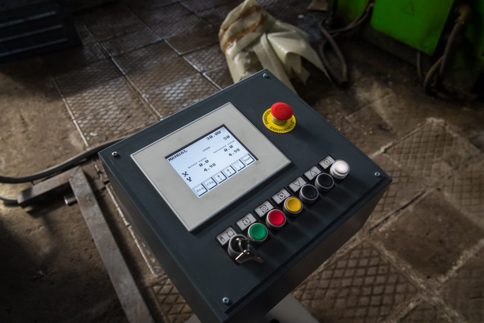 ZOPF ZB100 \ 3H hydraulic bending