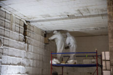 The installation and commissioning of a chamber 25-ton furnace