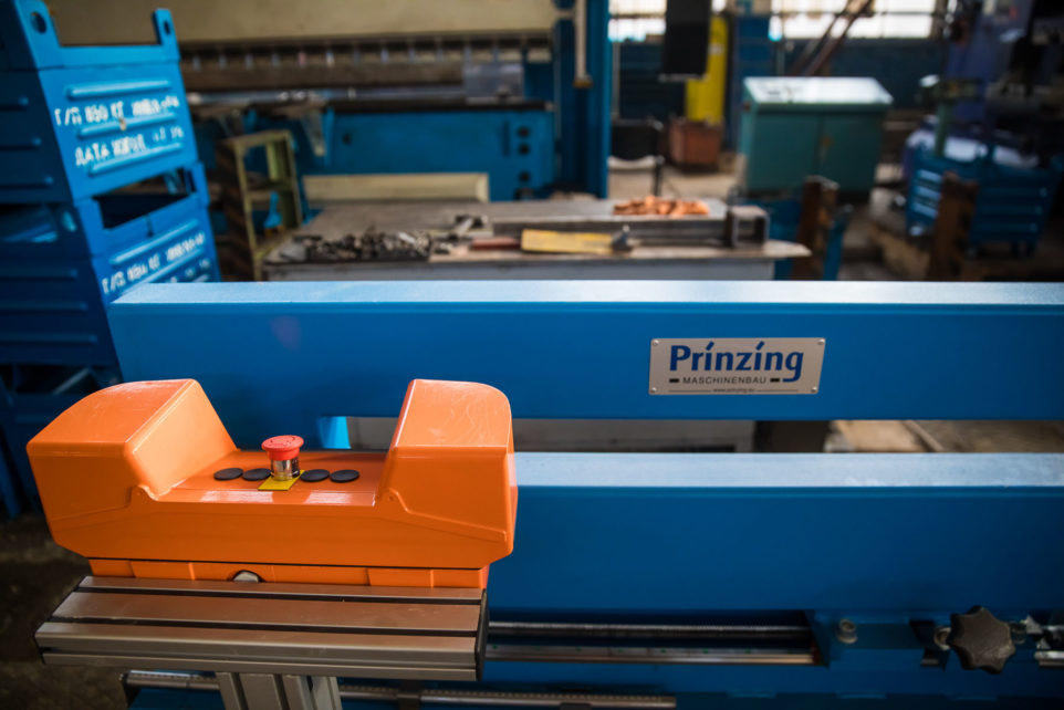Prinzing KSE 15/25 was launched