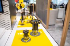 metalworking exhibition in Hanover