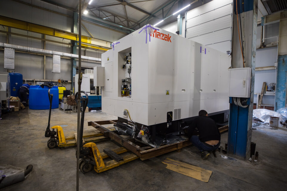 metalworking machine