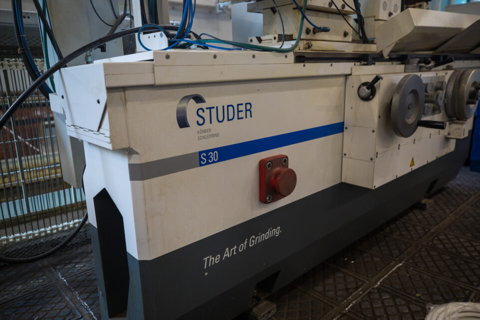 new Studer S30