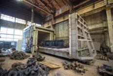 Tachtech (Czech Republic) tempering furnace