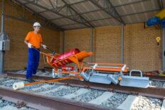 Rail heater UNR