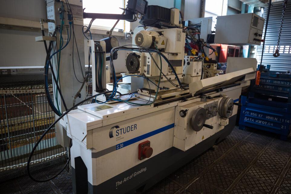 new machine Studer S30